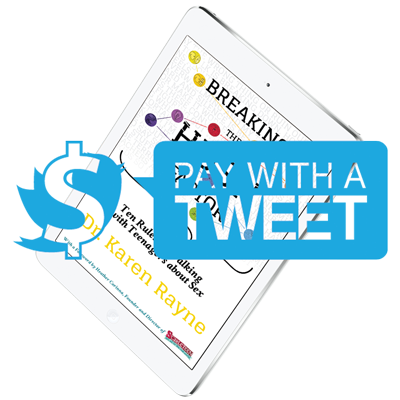 Pay with a Tweet: Breaking the Hush Factor